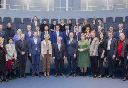 Загальні збори арбітрів ICAC та UMAC при Торгово-промисловій палаті України. Завдання на 2020 рік.